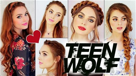 what is lydia martins plait hairstyle called lydia martin from mtv teen wolf braided hairstyles