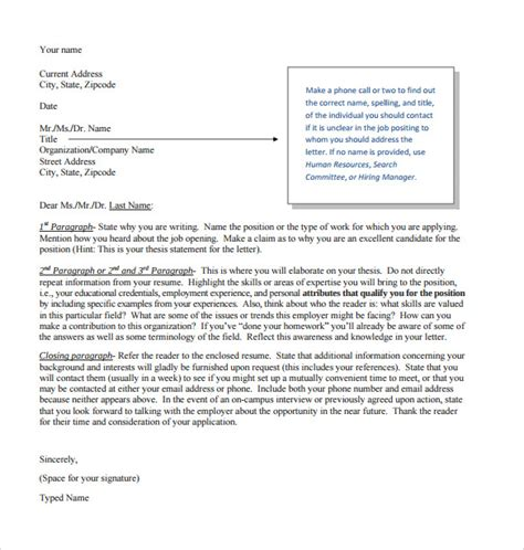 Formal Insurance Letter Format Formal Letter Format 12 Free Sles Exles Formats