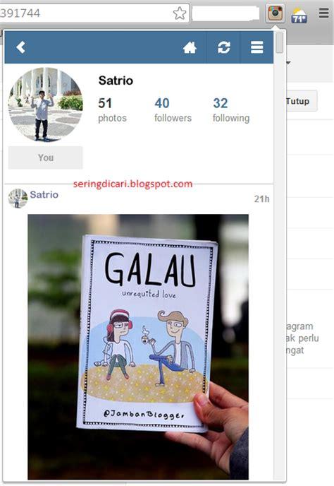 tutorial upload video ke instagram cara upload foto ke instagram lewat komputer laptop