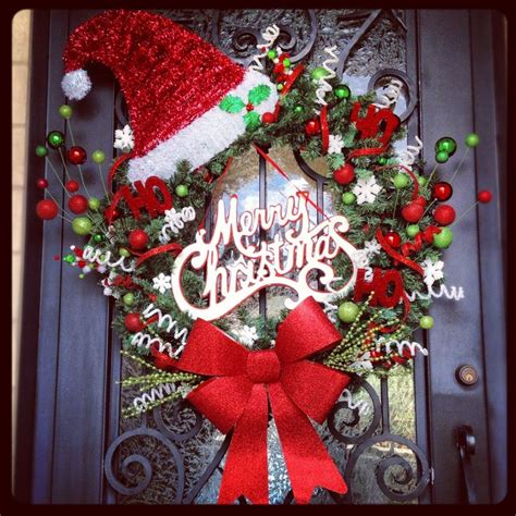 pin by joana valderrama on holiday or theme wreaths door