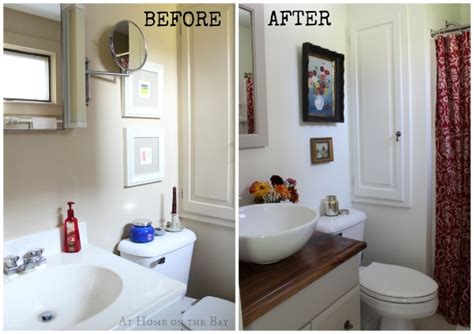 bathroom updates before and after bathroom updates on a 500 budget