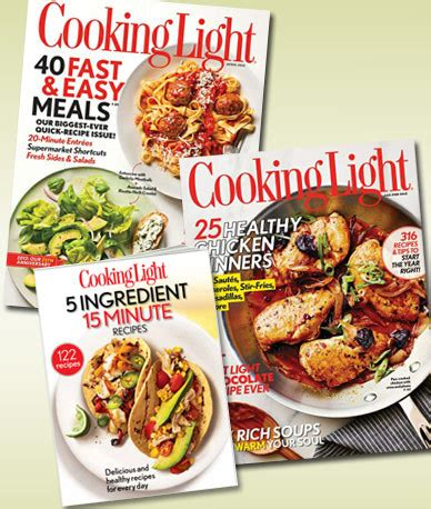 Cooking Light Subscription by Cooking Light Subscription Image Search Results