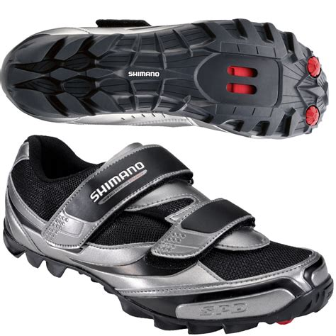 shimano m064 spd mountain bike shoes shimano mens m064 entry level trail xc mtb mountain bike