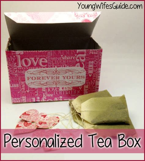 cheap valentines day gifts for husband gift idea personalized tea box s guide