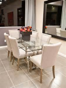 dining room glass table 25 best ideas about glass dining table on