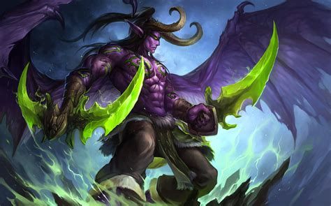 world of warcraft illidan 1785652419 illidan stormrage 2 by sandara on