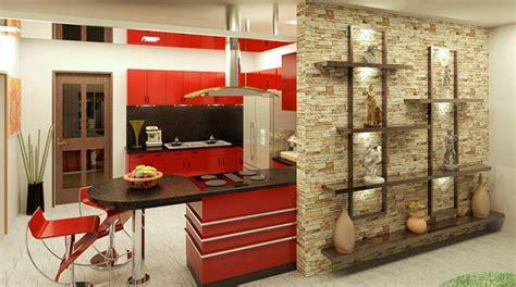 desain dapur plus meja makan berbagai desain meja dapur dan ruang makan berkelas