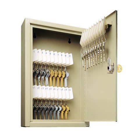 key cabinet home depot steelmaster unitag 110 key cabinet safe 201911003 the
