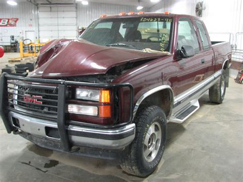 gmc differential 1995 gmc 2500 front axle differential 3 42 ratio