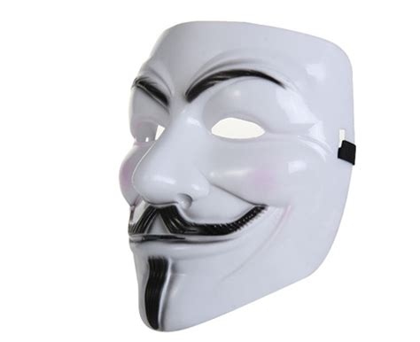 Topeng Anonymous Berkualitas jual topeng anonymous v for vendetta topeng anonymous