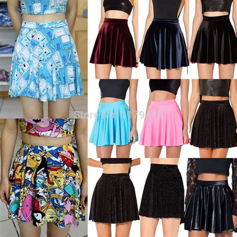 7 Skirts For End Of Summer by New 2014 Summer Skirts Womens Adventure Time Straberry The