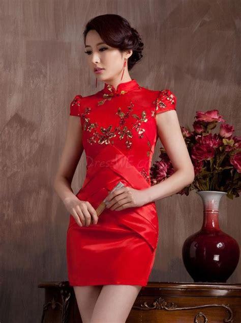 imagenes de kitty con vestido las 25 mejores ideas sobre vestidos chinos en pinterest