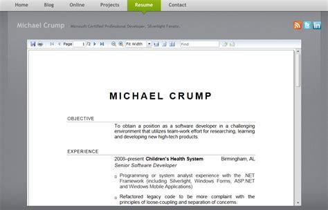 resume update website resume ideas