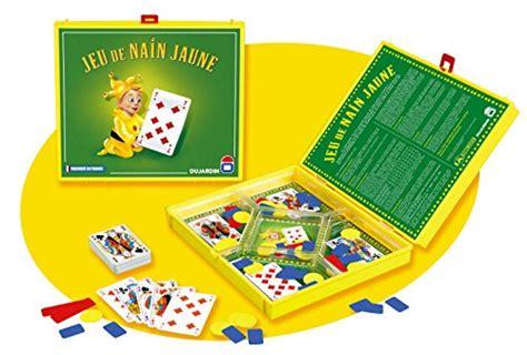 giochi da tavolo con le carte dujardin 106 nain jaune con carte gioco da tavolo