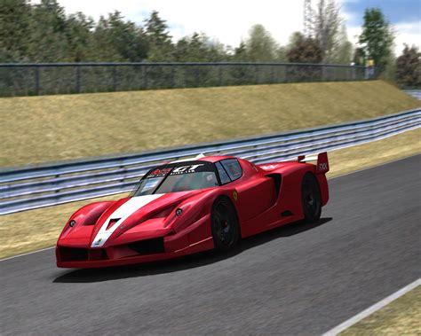 Race Sim Screens: Ferrari FXX @ Nordschleife
