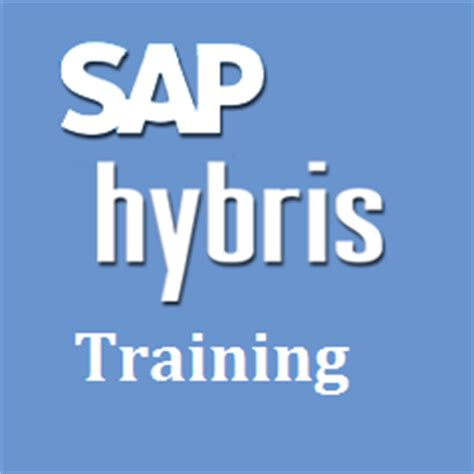 sap hybris tutorial get trained in sap hybris commerce to speed up integration