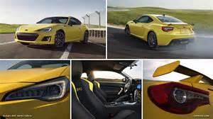 Subaru Brz Yellow 2017 Subaru Brz Series Yellow Caricos