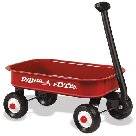 Radio Flyer Wagon Gourmet Gift Baskets For