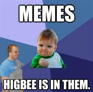 Kid Friendly Memes - higbee in a meme kid friendly pinterest