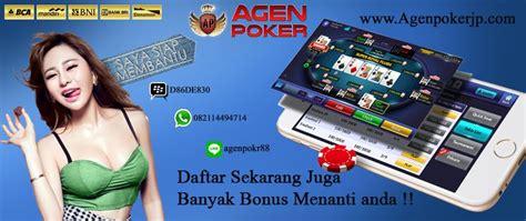 pin  agen poker