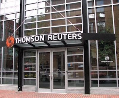 thomson one help desk thomson reuters economic and political reporting