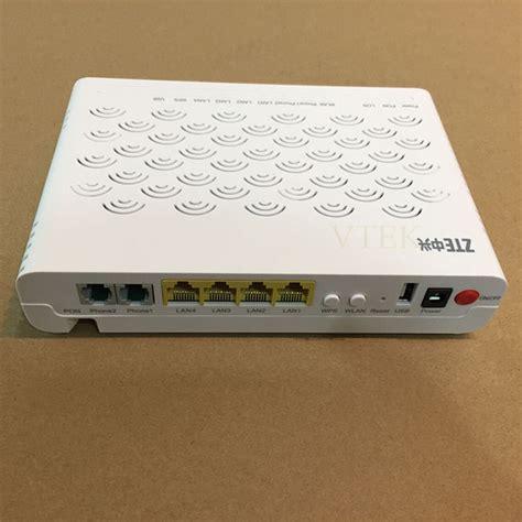 Wifi Zte Zxa10 F660 New Version 5 0 Original Zte Zxa10 F660 Gpon Onu 4lan
