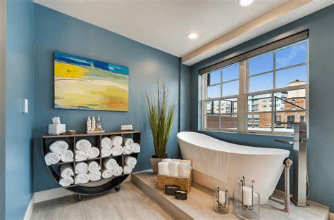 10 ways to add color into your bathroom design certapro 10 ways to add color into your bathroom design freshome com