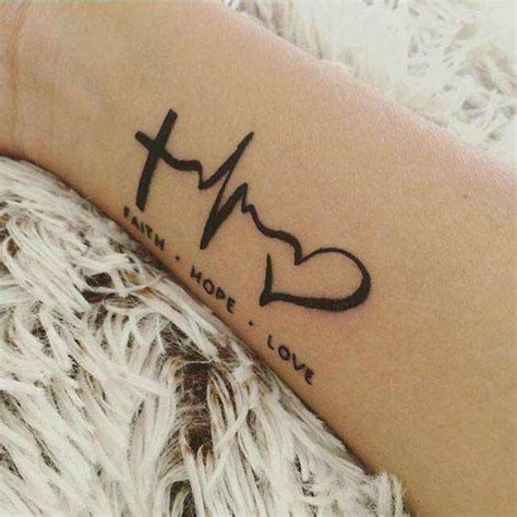 faith love hope tattoos designs 45 perfectly faith tattoos and designs with