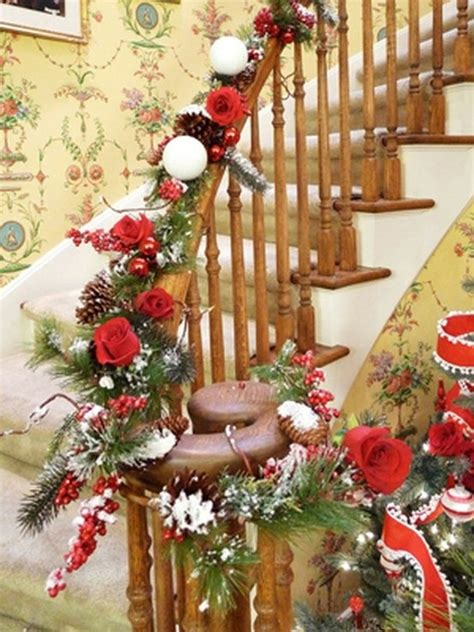 17 best images about christmas stairs on pinterest