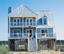 Beach House Floor Plans On Stilts by Beach House Plans On Pilings 171 Home Plans Amp Home Design