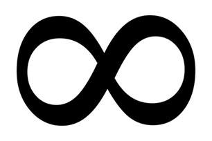To The Power Of Infinity Symbol Infini Symbole Wikip 233 Dia
