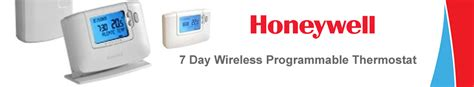 Honeywell Background Check Cm927 7 Day Programmable Thermostat
