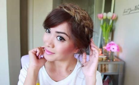cute hairstyles for jogging hairstyles running late for school