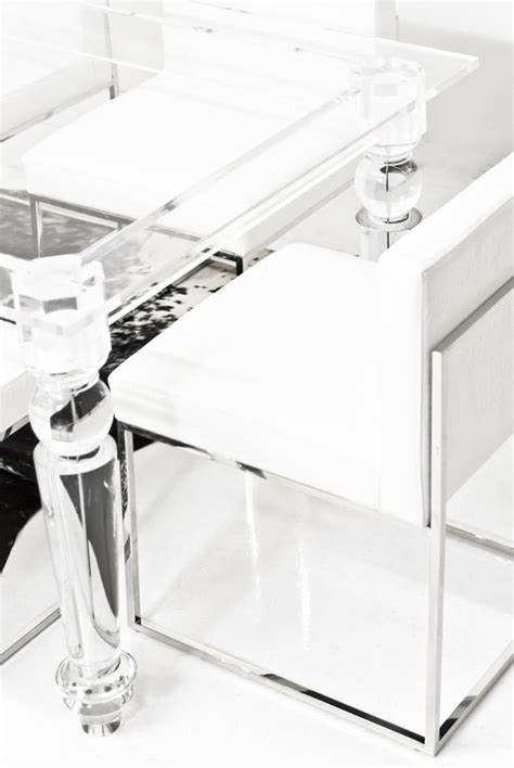 Www Roomservicestore Com Lucite Bel Air Dining Table Bel Air Dining Table