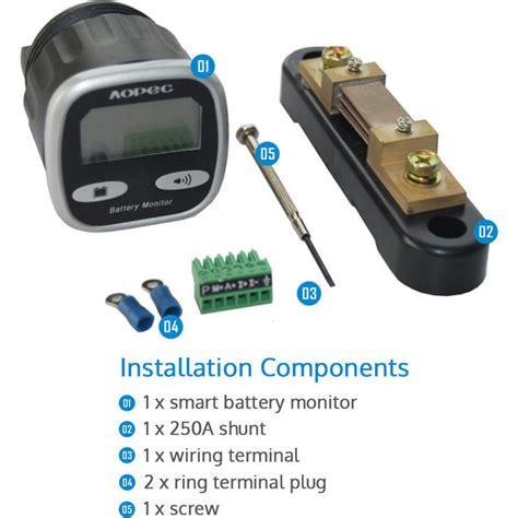 reset laptop battery monitor smart dual battery monitor management system 12v buy