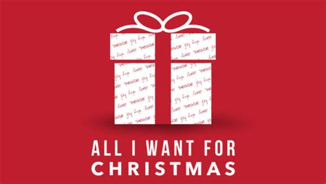 All I Want For by All I Want For Peace The Quest Church