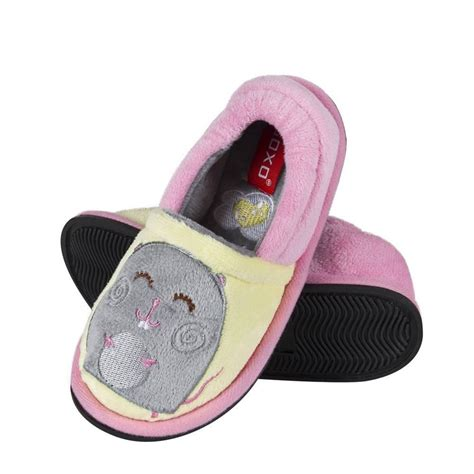 children s house shoes soxo children s slippers with rubber sole soxo socks slippers tights and more