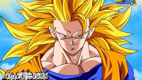 Imagenes Goku Ssj3 | goku ssj3 theme rap beat djfusion youtube