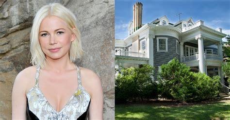 michelle williams buys brooklyn mansion popsugar home