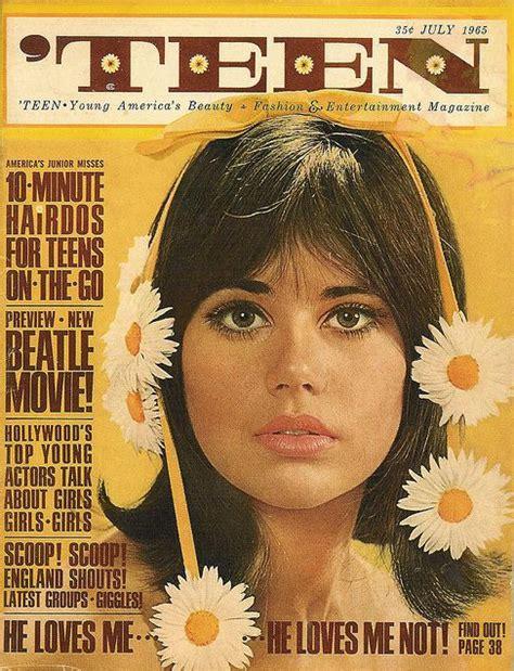 school teenage girls vintage magazine 111 best the go gettes images on pinterest 1960s fashion