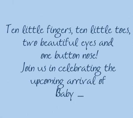 Baby Sayings For Baby Shower by 17 Best Ideas About Baby Shower Sayings On