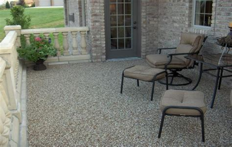 cheap patio floor ideas cheap and easy patio ideas home citizen
