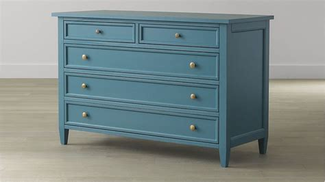White Dresser With Blue Drawers by Harbor White Two Drawer Nightstand Blue Drawers 5