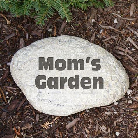 Engraved Garden Rocks Engraved Family Garden Giftsforyounow
