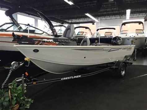 crestliner boats for sale crestliner discovery 1650 boats for sale boats