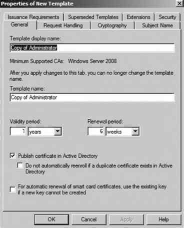 Active Directory Certificate Templates by Figure Certificate Templates Snapin Upgrading Windows