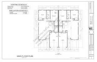 Apartment Blueprints 220 1000 sq ft 2 bdrm 1 1 2 bath duplex apartment plans