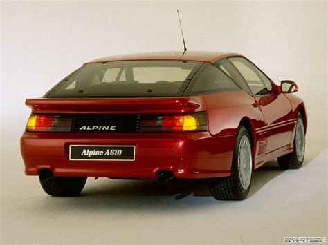 renault alpine a610 renault alpine a610 picture 42445 renault photo
