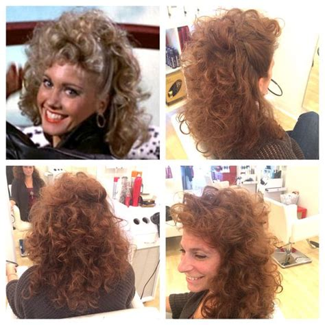 how to do grease hairstyles halloween sandy from grease hair style hair nails