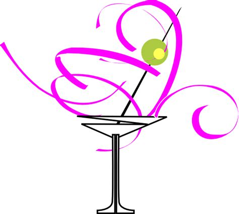 martini cocktail cartoon martini glass 3 clip art at clker com vector clip art